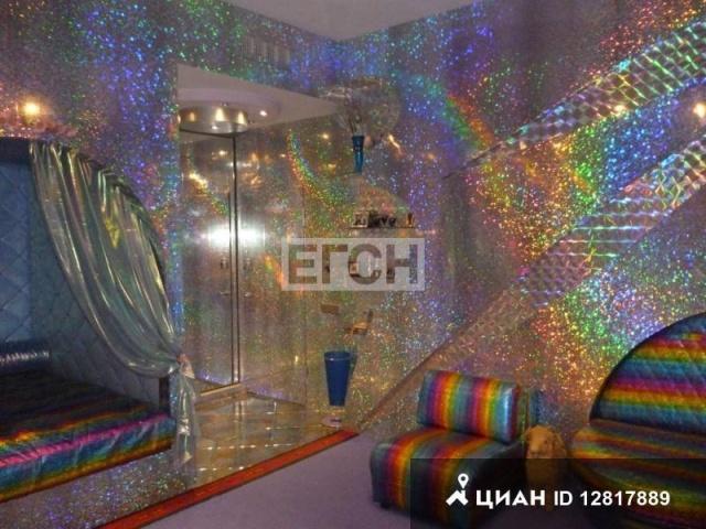 Квартира со странным ремонтом в центре Москвы (3 фото)