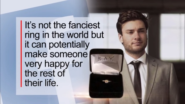 Парень, которого бросила девушка, решил подарить обручальное кольцо достойной паре (4 фото + видео)