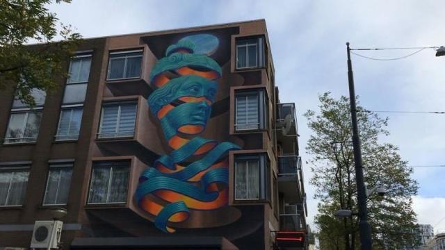 Стрит-арт от индонезийского художника (29 фото)