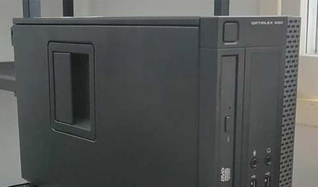 Когда решил проапгрейдить свой компьютер (2 фото)