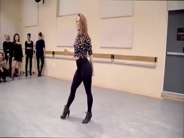 Когда танцы - это твое призвание по жизни