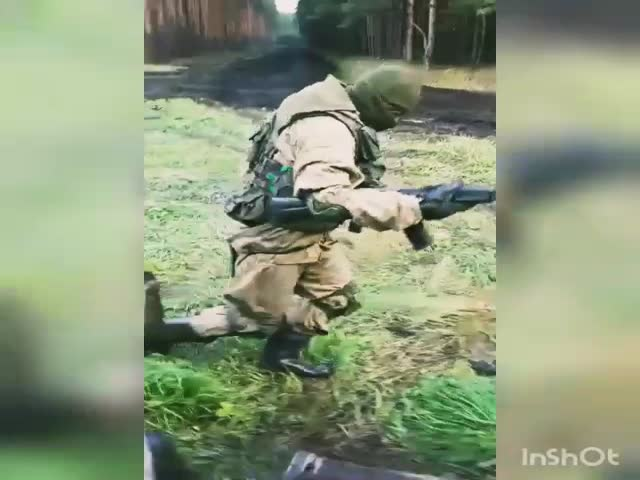 Военные тоже любят развлекаться