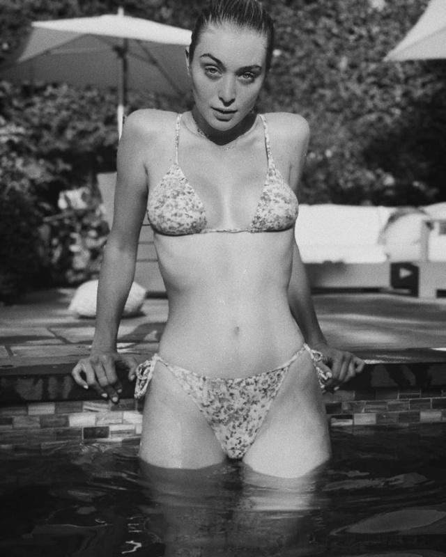 Модель Одри Хилфигер - племянница дизайнера Томми Хилфигера (21 фото)