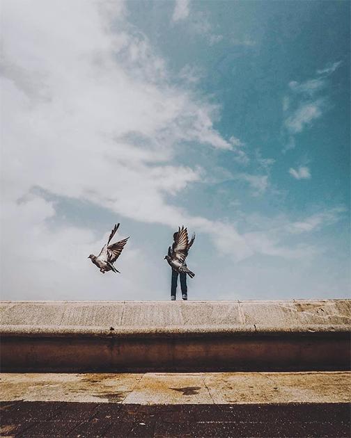 Лучшие фото Instagram за август (10 фото)