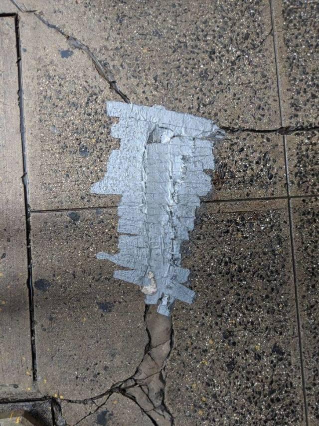 О незаменимости клейкой ленты (32 фото)