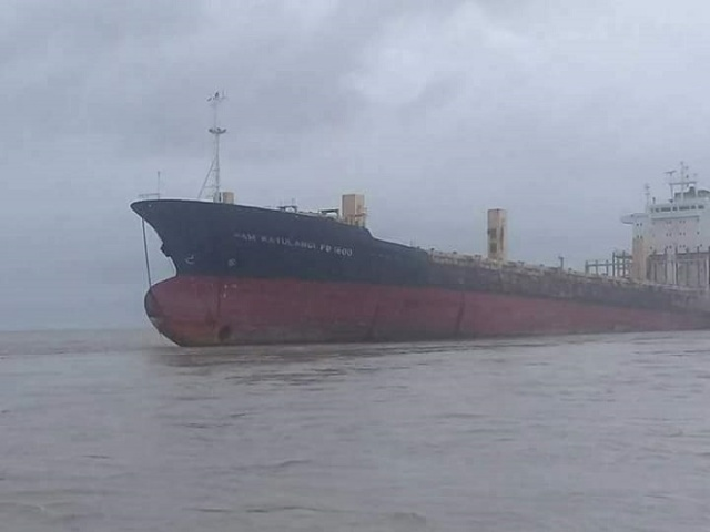 Исчезнувшее девять лет назад судно нашли в Мьянме (3 фото)