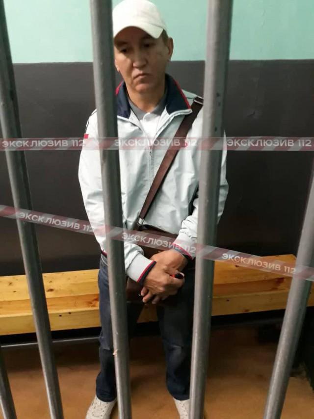Полиция задержала мужчину, который подозревается в убийстве полицейского Андрея Райского в Москве (5 фото + видео)