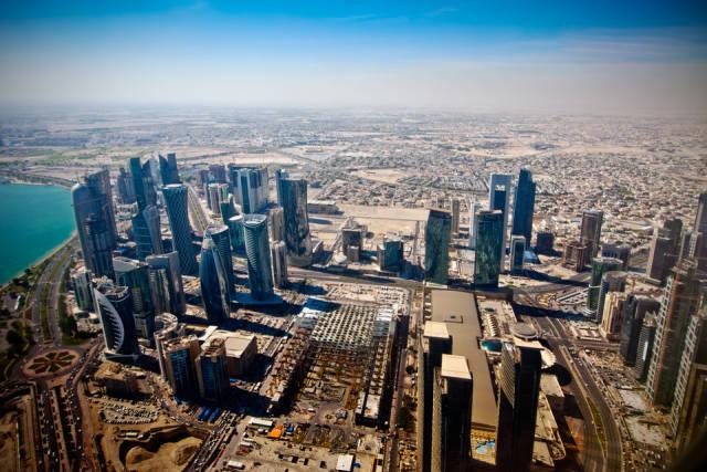"""Как изменились крупные города: """"тогда и сейчас"""" (26 фото)"""