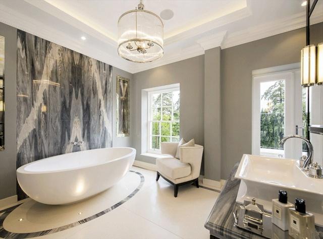 Дочь депутата Госдумы Рината Хайрова купила дом в Англии за 22 млн фунтов стерлингов (9 фото)