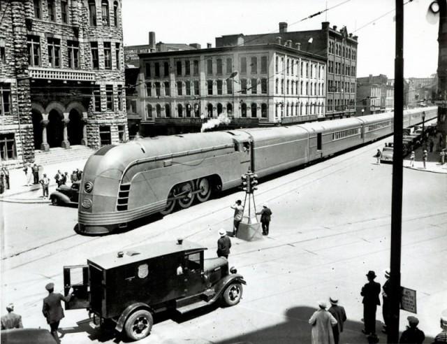 Любопытные исторические фотографии (24 фото)