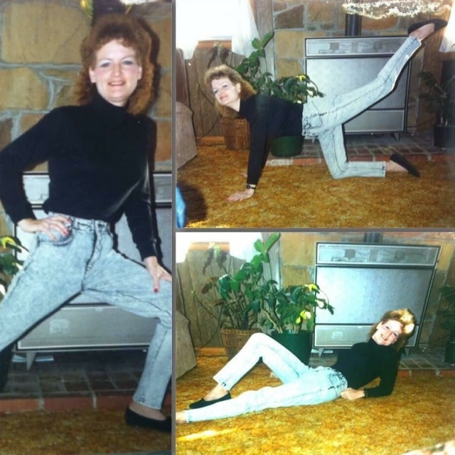 Забавные фото из семейных альбомов (25 фото)