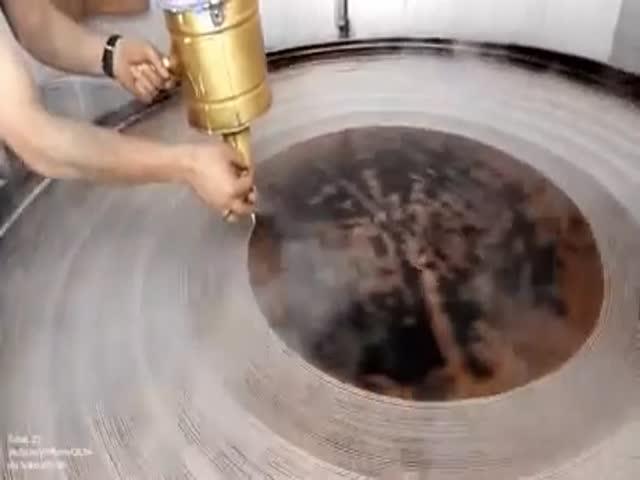 Производство турецкой лапши