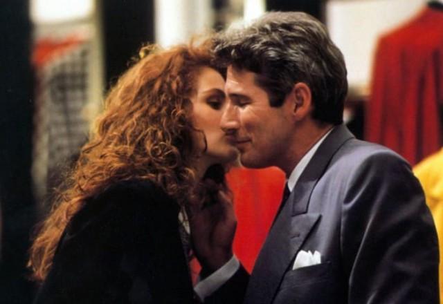История создания романтического фильма «Красотка» (15 фото)