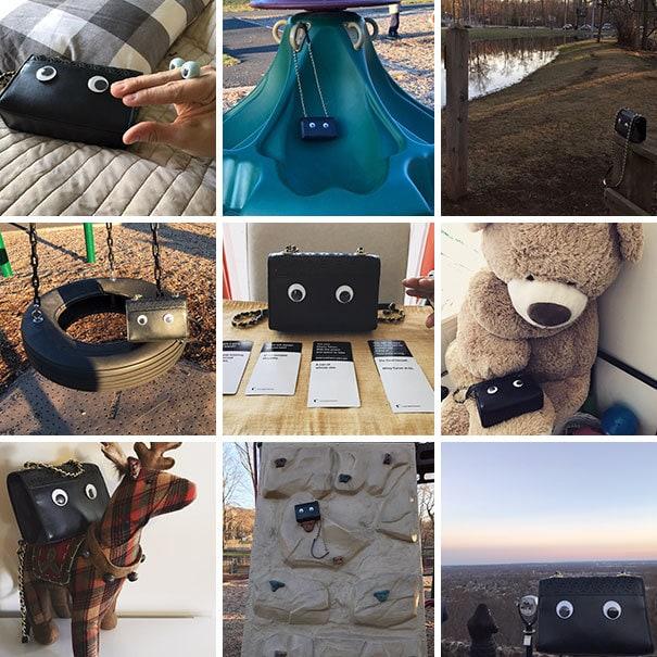 Странные фото, которые люди находили в своих телефонах (23 фото)
