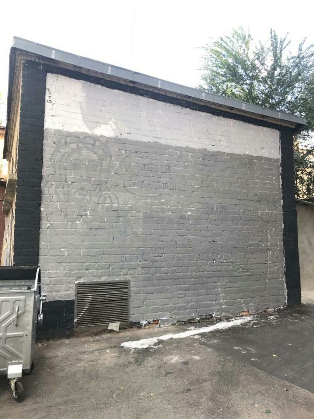 Продолжение борьбы за уличное искусство (3 фото)