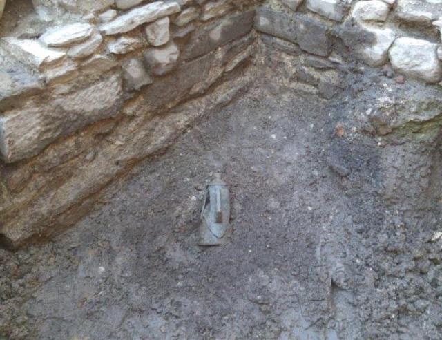 В Италии был найден клад времен Древнего Рима (4 фото)