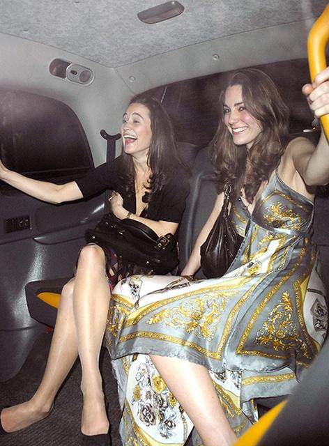 Что носили британские принцессы до своего замужества (14 фото)