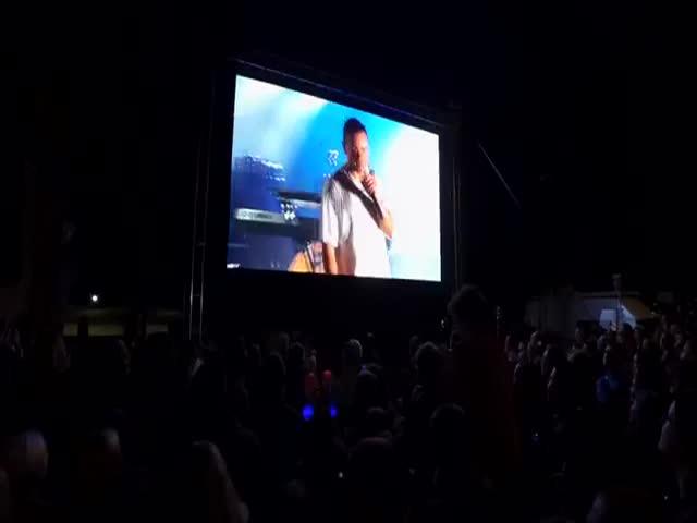 Мэра Томска возмутили действия Дискотеки Аварии на концерте