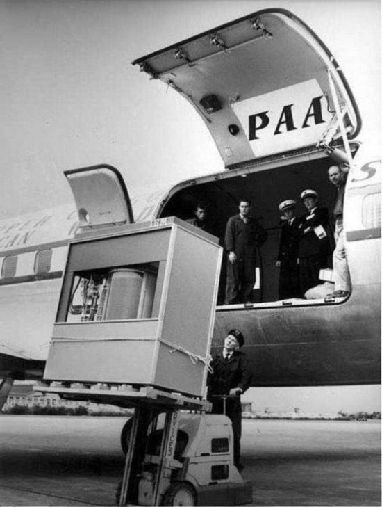 Интересные архивные фотографии из прошлого (30 фото)