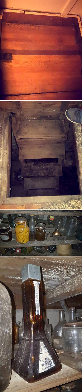 Необычные находки, которые сделали люди в своих новых домах (20 фото)