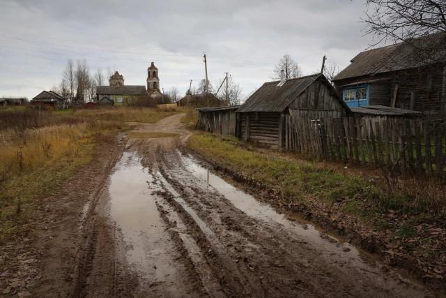 Настоящая российская глубинка (17 фото)