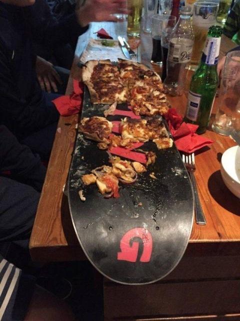 Креативная подача еды в ресторанах разных стран мира (34 фото)