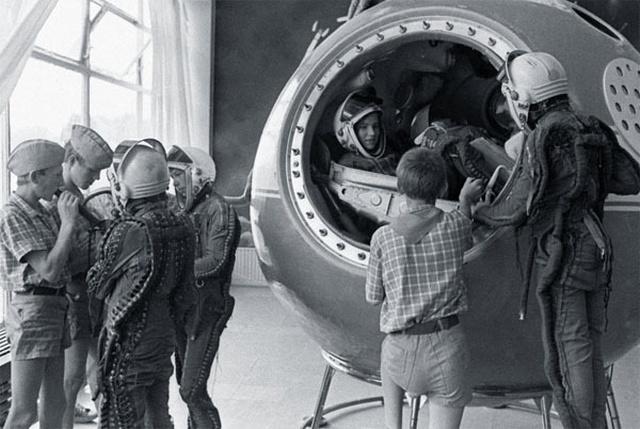 Детские секции и кружки времен Советского Союза (20 фото)