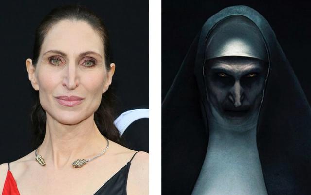 Как в реальной жизни выглядят актрисы, сыгравшие монстров в кино (8 фото)