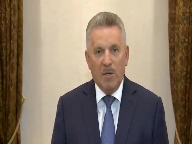 Глава Хабаровского края Вячеслав Шпорт проиграл на выборах, но останется губернатором