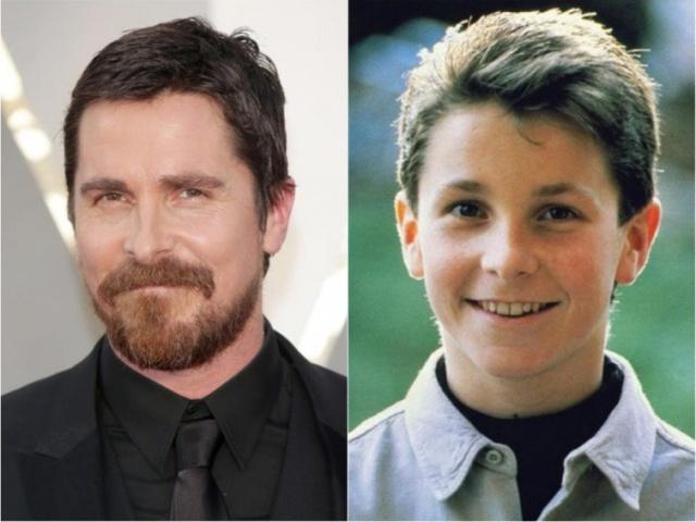Какими были знаменитости в детстве (24 фото)