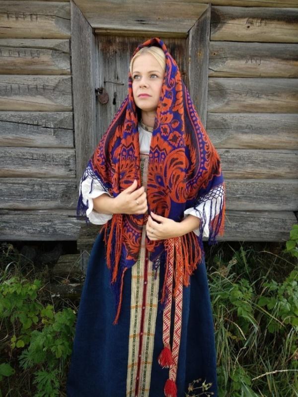Достойный ответ жителей деревни Чикинская на фотосессию журнала Vogue (16 фото)