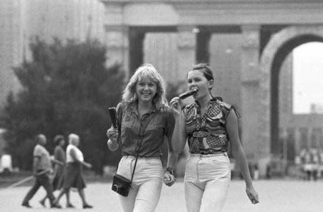 Натуральная красота женщин Советского Союза (18 фото)