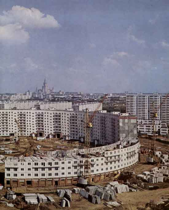 Советский Союз в 70-е годы прошлого столетия (30 фото)