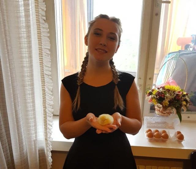 Молодая пара из Москвы купила яйца в магазине... (4 фото + 2 видео)
