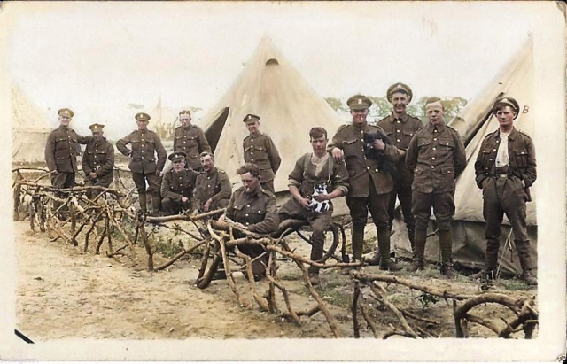 Колоризированные фотографии Первой мировой войны (31 фото)