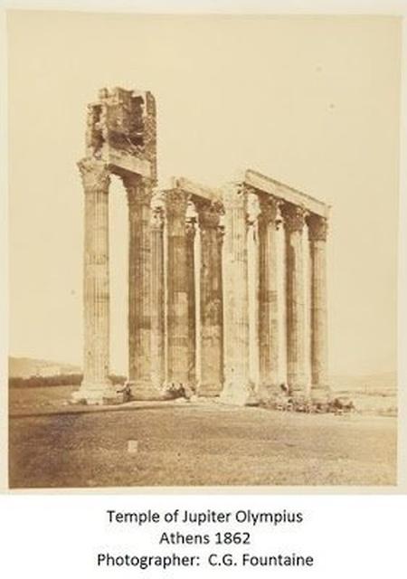 Британец разгадал тайну храма Зевса Олимпийского в Афинах (12 фото)