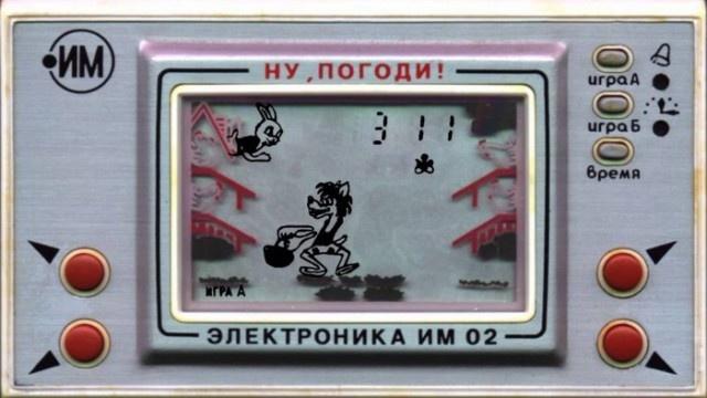 """Советская игра """"Ну, погоди!"""" в реальности (3 фото)"""