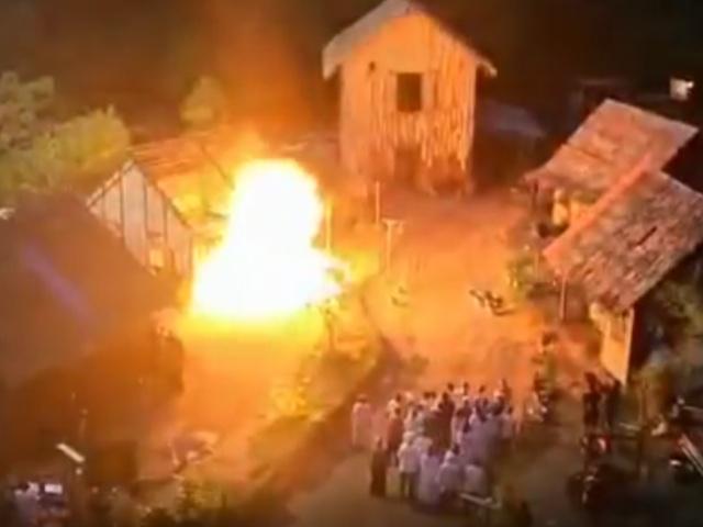 31 актер получил ожоги на съемочной площадке из-за ошибки пиротехников