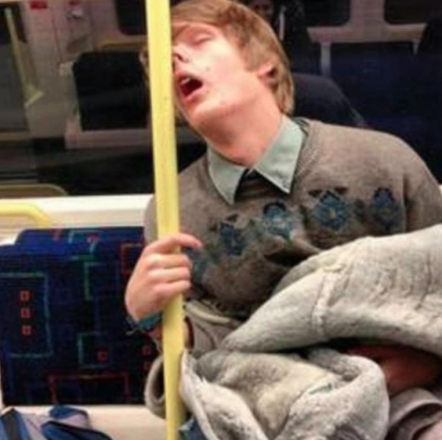 Странности лондонского метро (31 фото)