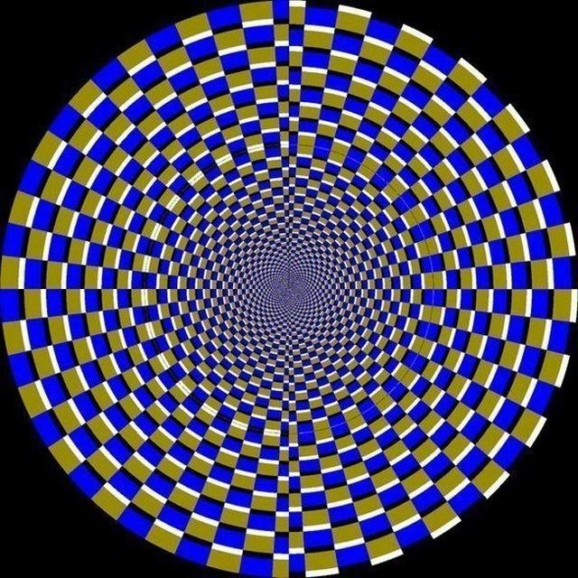 Не верьте своим глазам: необычные оптические иллюзии (18 фото)