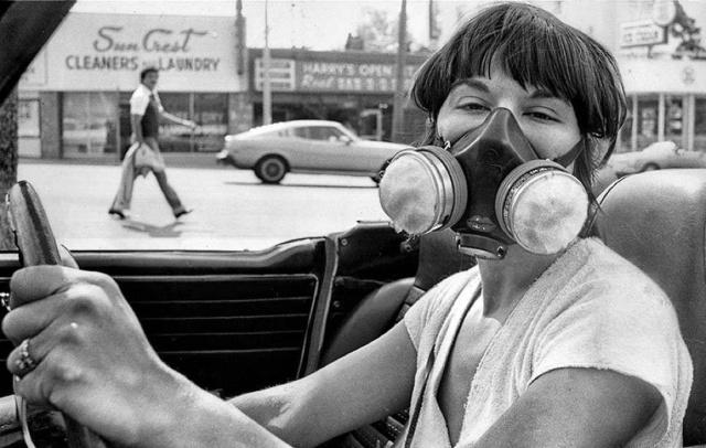 Винтажные фотографии Америки, сделанные в прошлом столетии (25 фото)