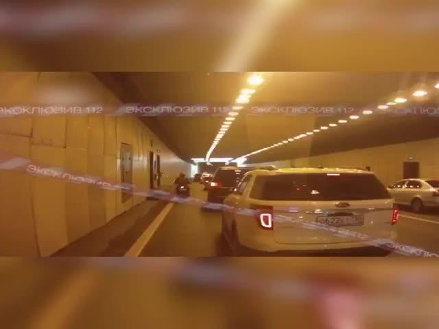 Водитель намеренно не пропускал скорую помощь, в которой чуть не погиб пациент