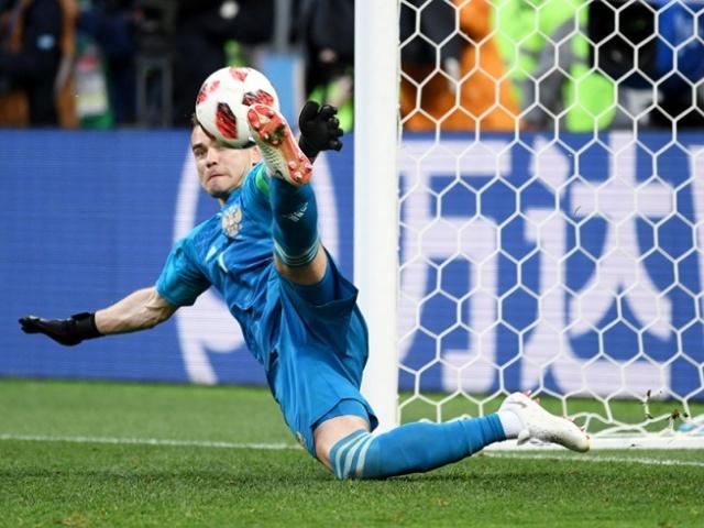 Игорь Акинфеев больше не будет выступать за сборную России