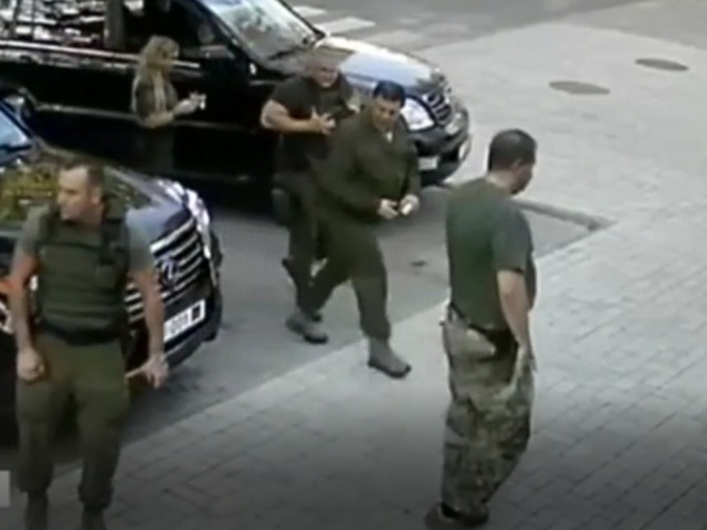 Взрыв в кафе Донецка, в котором погиб глава ДНР Александр Захарченко