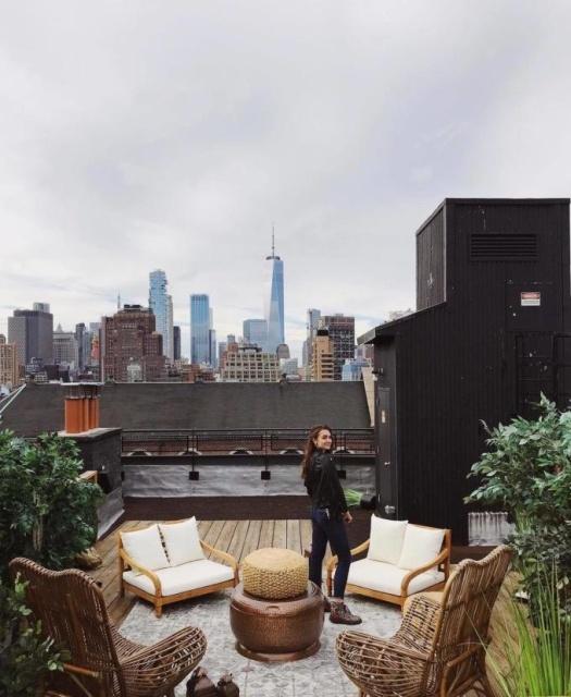 Шикарные апартаменты для фотосессий блогеров в Нью-Йорке (16 фото)