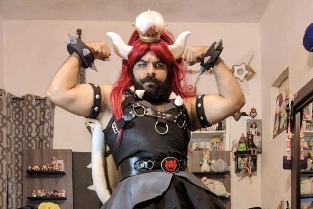 Когда переиграл в Super Mario (4 фото)