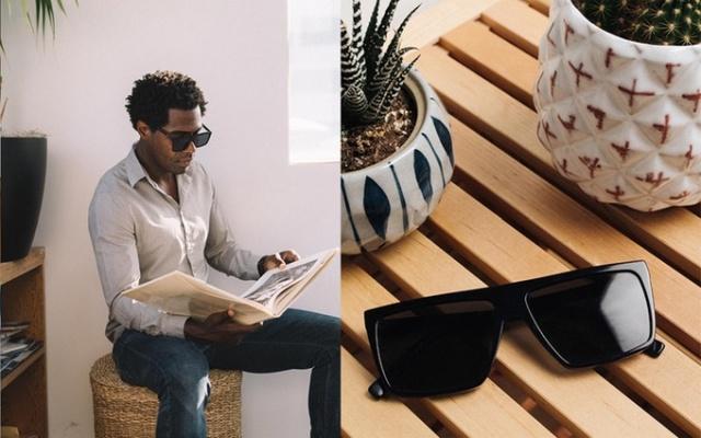 Необычные очки, которые блокируют изображение цифровых рекламных щитов (5 фото)