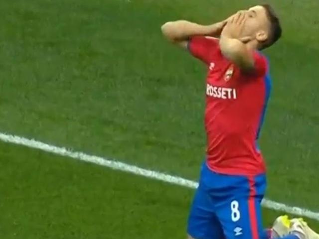 Московский ЦСКА обыграл мадридский Реал со счетом 1:0