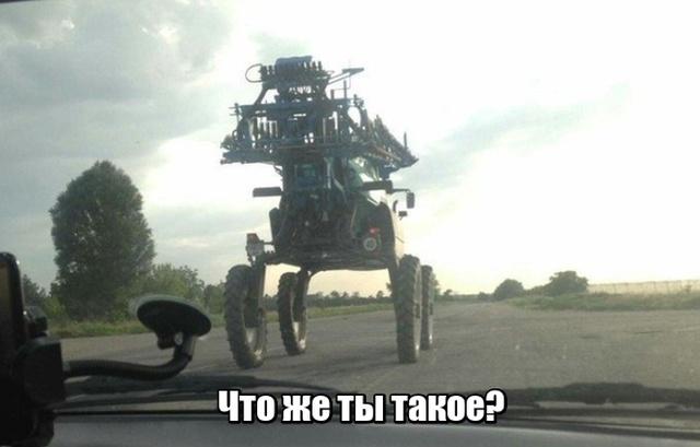 Неужели восстание машин уже началось? (18 фото)
