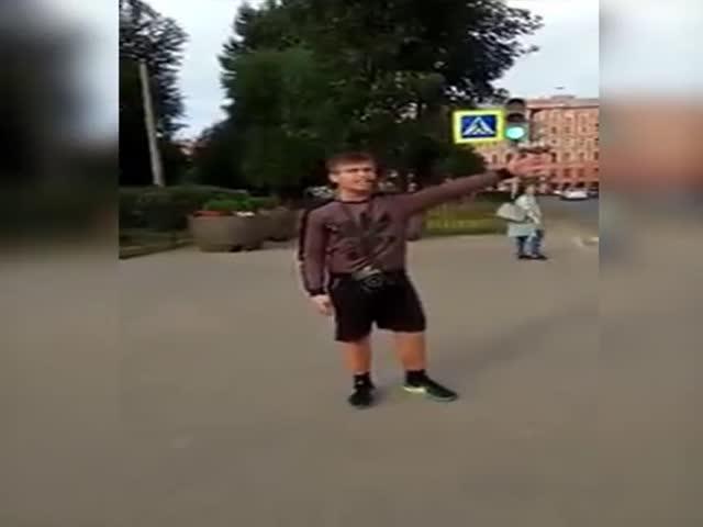 Eminem из Санкт-Петербурга?